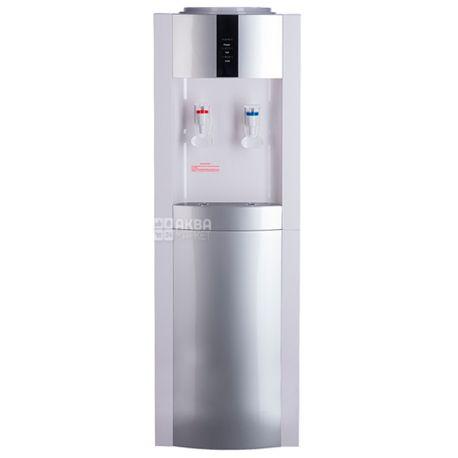 Ecotronic, V21-LE White-Silver, Кулер для воды с электронным охлаждением, напольный