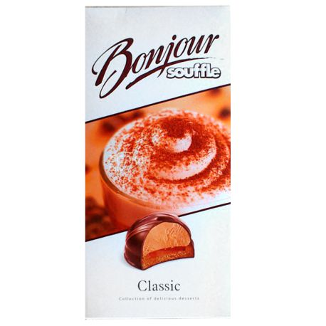 Bonjour, 232 g, Dessert, Classic