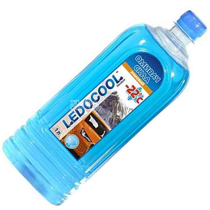 Ledocool, 1 л, -22, Омыватель для стекла, ПЭТ