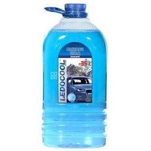 Ledocool, 4 л, -35, Омыватель для стекла, ПЭТ