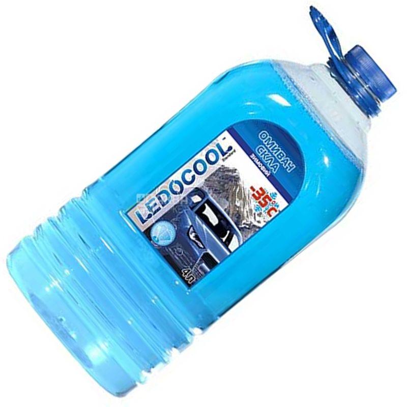 Ledocool, 4 л, -35, Омивач для скла, ПЕТ