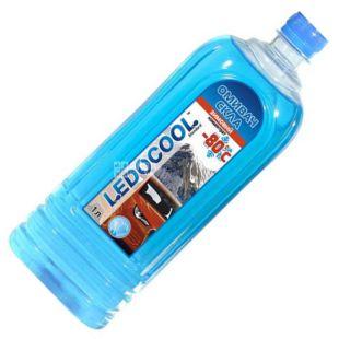 Ledocool, 1 л, -80, Омивач для скла, ПЕТ