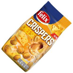 Felix Crispers Cheese-Fried Peanuts, 140 g