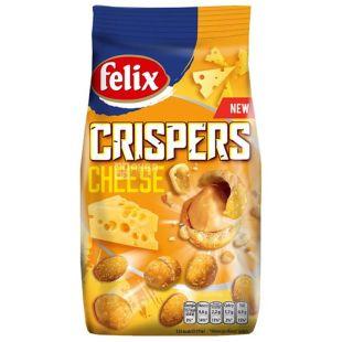 Felix Crispers Арахис жареный со вкусом сыра, 140 г