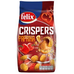 Felix Crispers Арахіс смажений зі смаком паприки, 140 г
