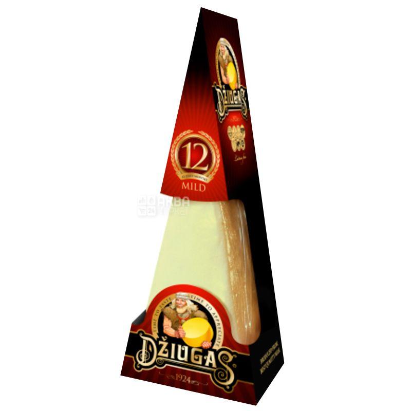 DZIUGAS, 180 г, 40%, Сыр, Mild