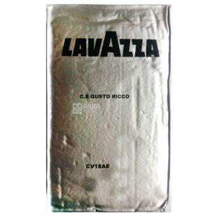 Lavazza  Crema e gusto Ricco, 1кг (4 х 250 г), Кофе молотый, м/у