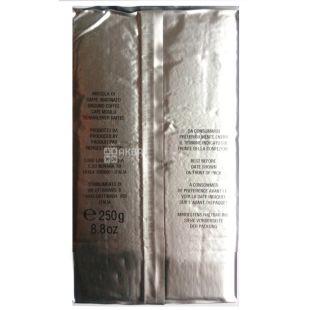 Lavazza, Crema e gusto Ricco, 1 кг (4 шт. х 250 г), Кофе Лавацца, Крема э густо Рикко, темной обжарки, молотый