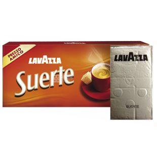 Lavazza, 1000 г (4 х 250 г), Кава мелена, Suerte, м/у