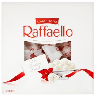 Raffaello, 240 г, Цукерки