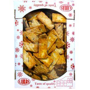 LUCAS, 1,2 кг, Печиво, Марцелик, Листкове, картон