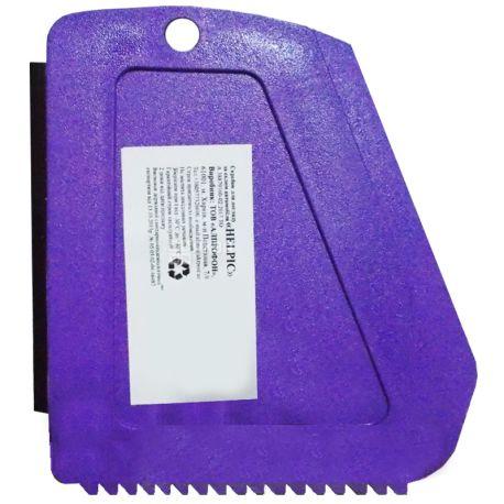 Scraper for auto glass, HELPIC