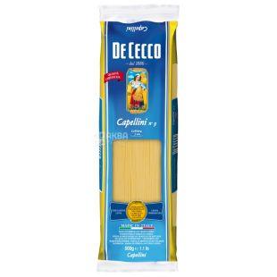 De Cессо, 500 г, Макарони, Spaghetti № 9