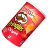 Pringles, 70 г, Чипси картопляні, Original, тубус