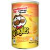 Pringles, 70 г, Чипсы картофельные, Cheesy Cheese, тубус