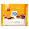 Ritter Sport, 100 г, Молочний шоколад, Імбирне печиво