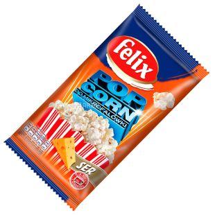Felix, 90 г, Попкорн, Зі смаком сиру, Для мікрохвильової печі