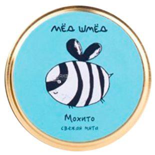 Honey shmed, 50 g, Honey, Mojito, Fresh mint, glass