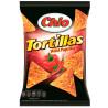 Chio, 125 г, Чипси кукурудзяні, Tortillas, Wild Paprika