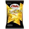 Chio, 125 g, Corn chips, Tortillas, Nacho Cheese
