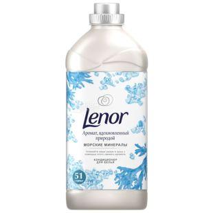 Lenor, 1,785 L, Rinse conditioner, Sea minerals