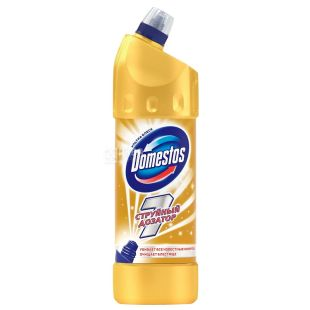 Domestos, 1 L, Toilet bowl cleaner, Ultra Gloss