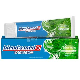 Blend-a-med, 100 ml, Toothpaste, Complex, Freshness of Herbs
