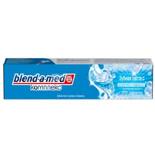 Blend-a-med, 125 ml, Toothpaste, Complex, Refreshing Purity
