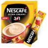 Nescafe Ultra Creamy 3 в 1, 20 шт. х 13 г, Кавовий напій Нескафе Ультра Крем, розчинний, в стіках