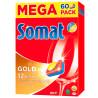 Somat, 60 шт., Таблетки  для посудомоечных машин, Gold