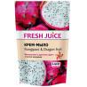Fresh Juice, 460 мл, Крем-мыло, Frangipani & Dragon Fruit