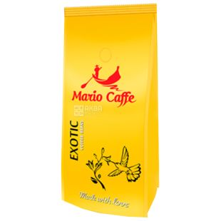 Mario Caffe, 250 г, Кава в зернах, Exotic, м/у