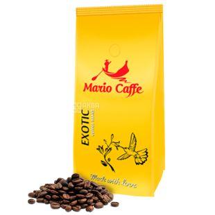 Mario Caffe, 250 г, Кофе в зернах, Exotic, м/у