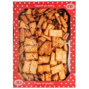 LUCAS, 2.3 kg, Cookies, Marcelik, Puff, cardboard