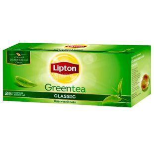 Lipton, Clear Green Orient, 25 шт., Чай Ліптон, Чистий Зелений Схід, Зелений