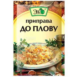 Eco, 20 g, seasoning for pilaf