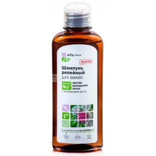 Elfa Pharm, 200 ml, Shampoo, Burdock, Against hair loss
