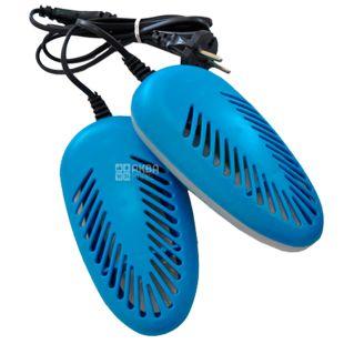 Shine, Сушилка для обуви электрическая, Ультрафиолетовая, 12/220К