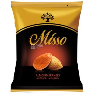 Misso, Roasted Almonds, 75 g