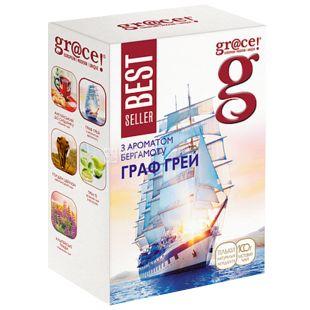 Grace, 100 g, Black Tea, Earl Gray, Bergamot Scent