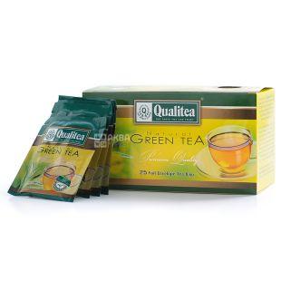 Qualitea, Premium, 25 пак., Чай Кволити, Премиум, зеленый