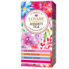 Lovare, Assorti Tea, 24 шт., Чай Ловара, Асорті 4 види, Квітковий