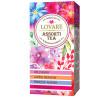 Lovare, Assorti Tea, 24 шт., Чай Ловаре, Ассорти 4 вида, Цветочный