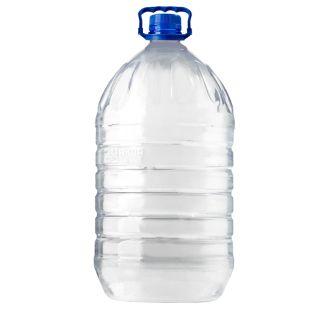 Бутыль для воды, 10 л, ПЭТ, Комплект С крышкой и ручкой