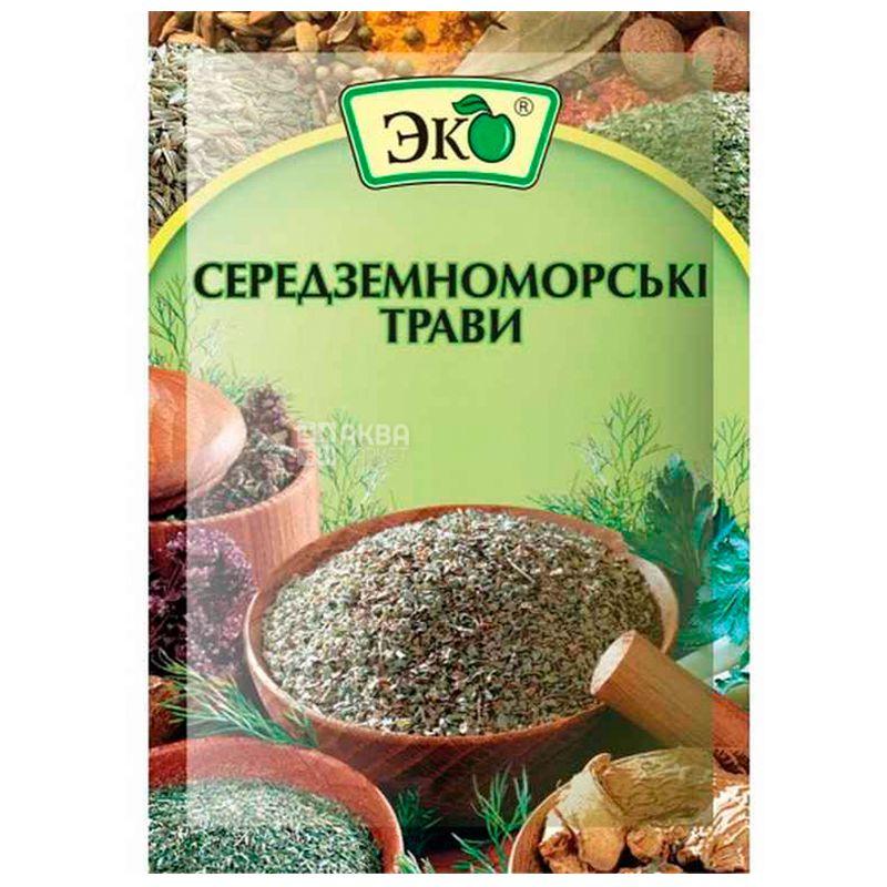 Eco, 10 g, Mediterranean herbs