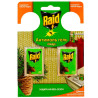 Raid, 2 pcs., Antimol gel, Cedar
