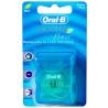 Oral-B, 25 м, Зубна нитка, Satin floss, М'ята