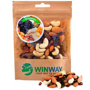 Winway Nut and fruit mix Vitamin, 100 g