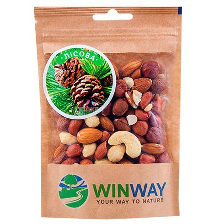 Winway Walnut Wood Blend, 100 g