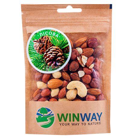 Winway Ореховая смесь Лесная, 100 г